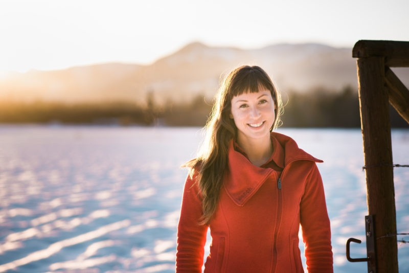 jessica dorzinsky eft pracitioner tapping coach vancouver island bc