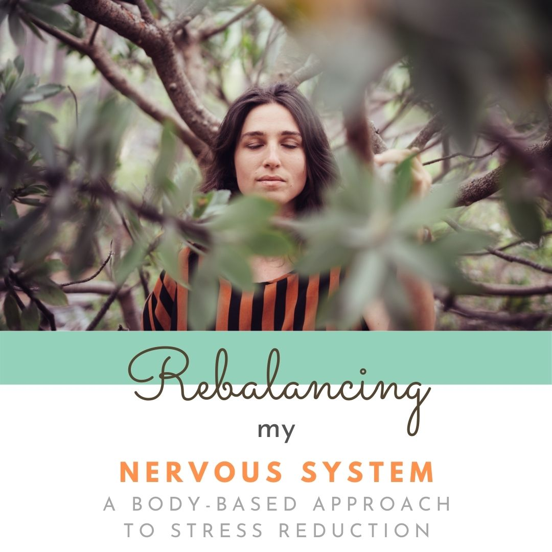 Rebalancing my Nervous System - Online Class - A Body-Based Approach to Stress Reduction